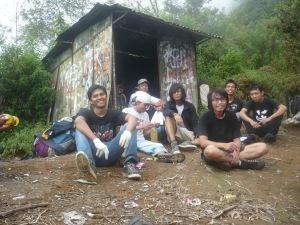 10. Camp 2 - pos seng, setelah pareng putih.