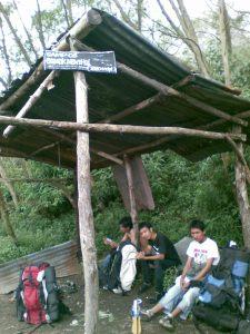 11. Camp 3 gumuk menthul 2330 Mdpl.
