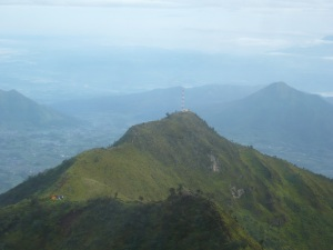 27. Base camp di puncak ke 3 - ceger sapi.