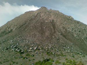74. Gunung Merapi 2968 Mdpl.