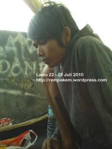 19. Camp Di Pos 3 Watu Gede