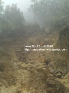 47. Jalur Pendakian Lewat Cemoro Kandang