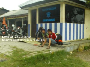 68. Pos Polisi Cemoro Kandang
